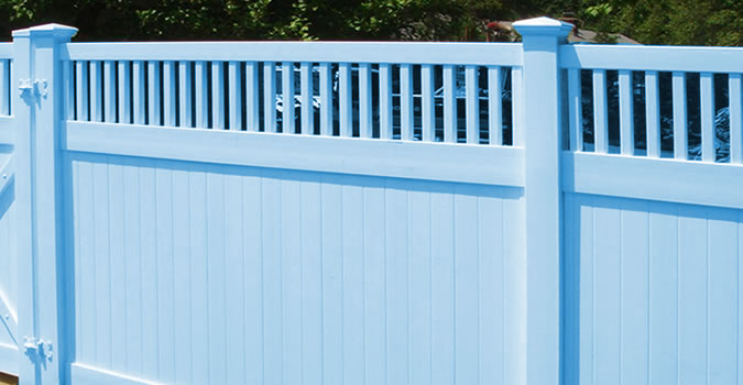 Painting on fences decks exterior painting in general Worcester
